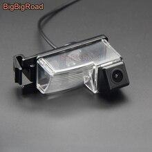 BigBigRoad Car Rear View Backup Camera For Nissan Patrol Super Safari Y61 Sentra Cube Versa Latio Geniss Livina GT-R 350Z 370Z