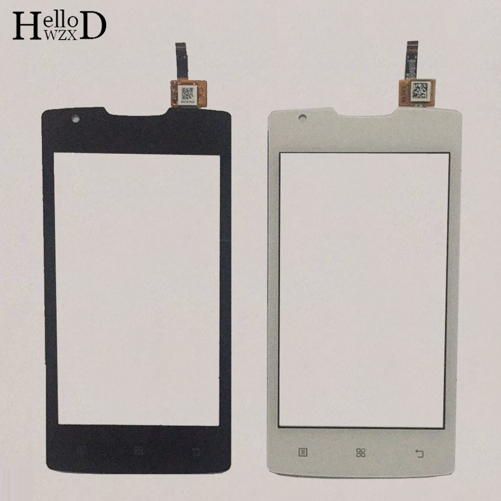 Image 2 - 4.0'' Mobile Phone For Lenovo A1000 Touch Screen Touch Panel Digitizer Front Glass Sensor For Lenovo A 1000 Touchscreen + Gift-in Mobile Phone Touch Panel from Cellphones & Telecommunications