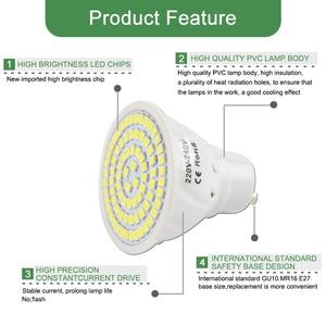 Image 5 - Kaguyahime LED MR16 12V MR11 Bulb Spotlight lamp 80LEDs DC 10 30V LED Spot Light 6W Lampara Warm White Cold White Bombillas