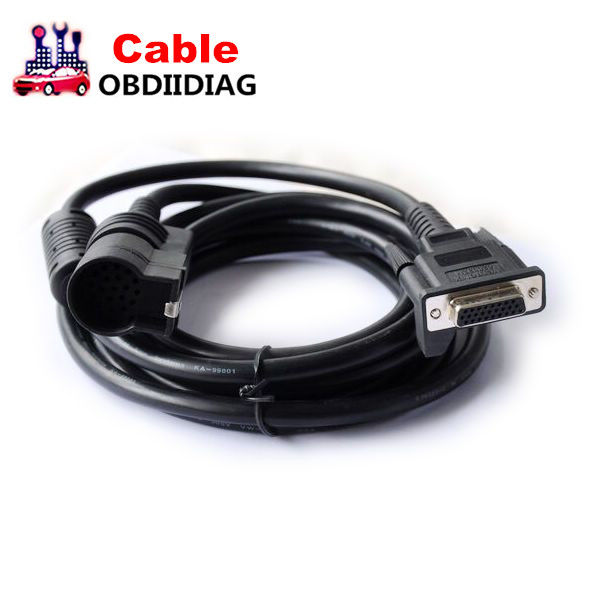 Ethernet to OBD 2 Connector Car Adapter Plug Fit for GM TECH2