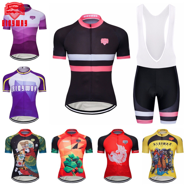 527a47c32a62 US $26.52 49% OFF Bicyway 2018 New Cycling Jersey Short Jersey Ropa De  Ciclismo Maillot Italian Cycling Clothes Sports Cycling Bicycle Clothes-in  ...