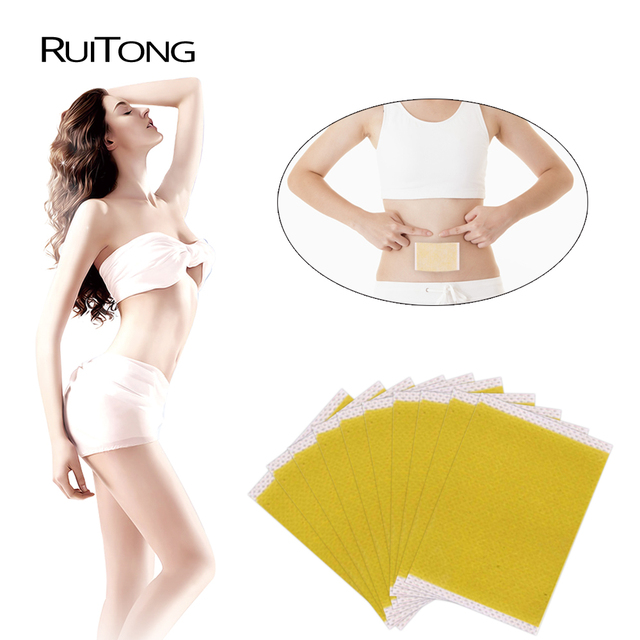100pcs/lot Strong Efficacy Slim Patch Weight Loss Slimming Patch Anti Cellulite Cream for Burning Fat Beauty Slimming Products 5