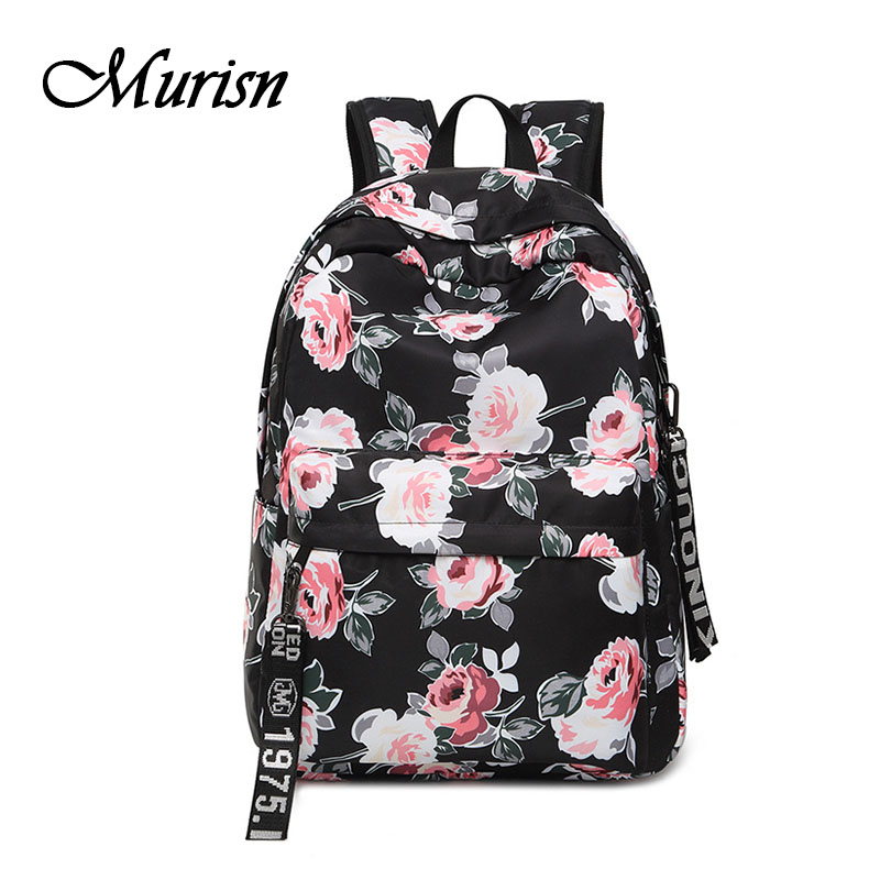 Printing Backpack Back To School Bagpack Female Backpack School Bags For Teenage Girls Bag Schoolbag Backpacks mochila feminina цена