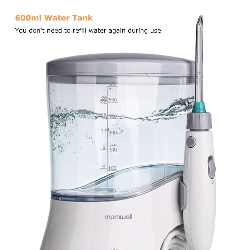Dental Irrigator With Water Tank