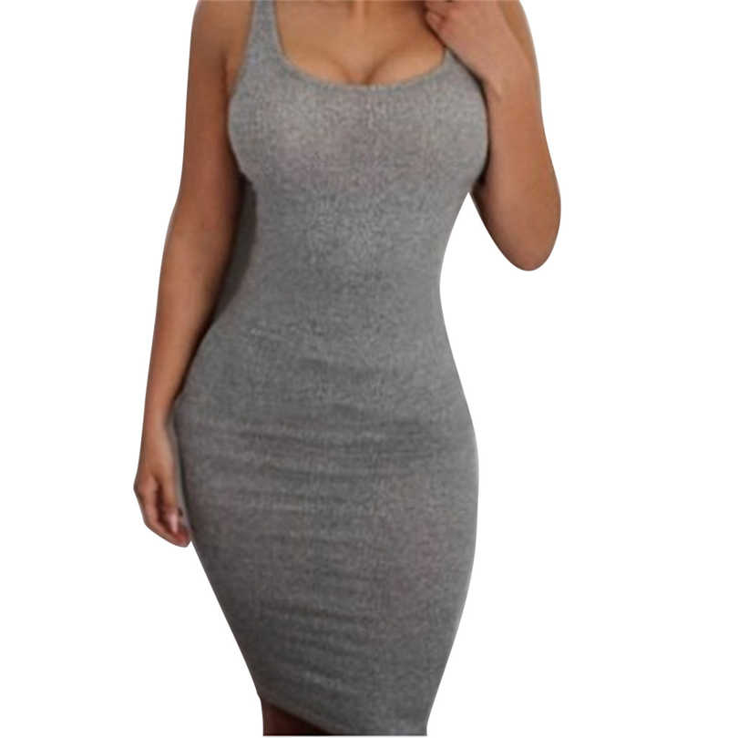 MIARHB קיץ קצר מיני שמלות נשים O-צוואר לילה Bodycon שמלת 2019 גבירותיי נקבה שרוולים גדול גודל המפלגה תלבושת A20