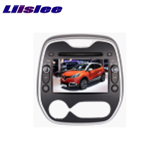 For Renault Captur /CLIO /Samsung QM3 2011~2017 LiisLee Multimedia TV DVD GPS Audio Hi-Fi Radio Stereo Original Style Navigation
