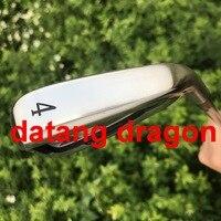 Datang Дракон клюшки для гольфа MP1000 Утюги (4 5 6 7 8 9 P S) 9 шт набор с динамичным золото S300 гибкий вал MP 1000 Гольф клубы