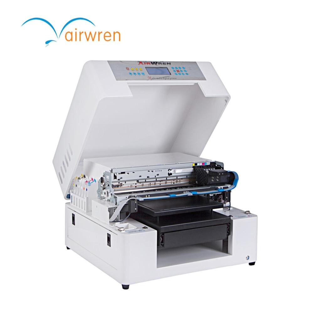 Ən keyfiyyətli Rəqəmsal kətan Art A3 T Shirt Printer Parça - Ofis elektronikası - Fotoqrafiya 3