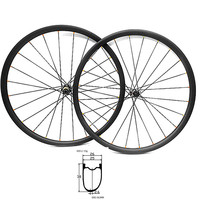 700c road disc wheelset 38mm depth 26mm Asymmetry tubeless disc road bike wheel D411/D412 100x12 142x12 1370g carbon road wheels