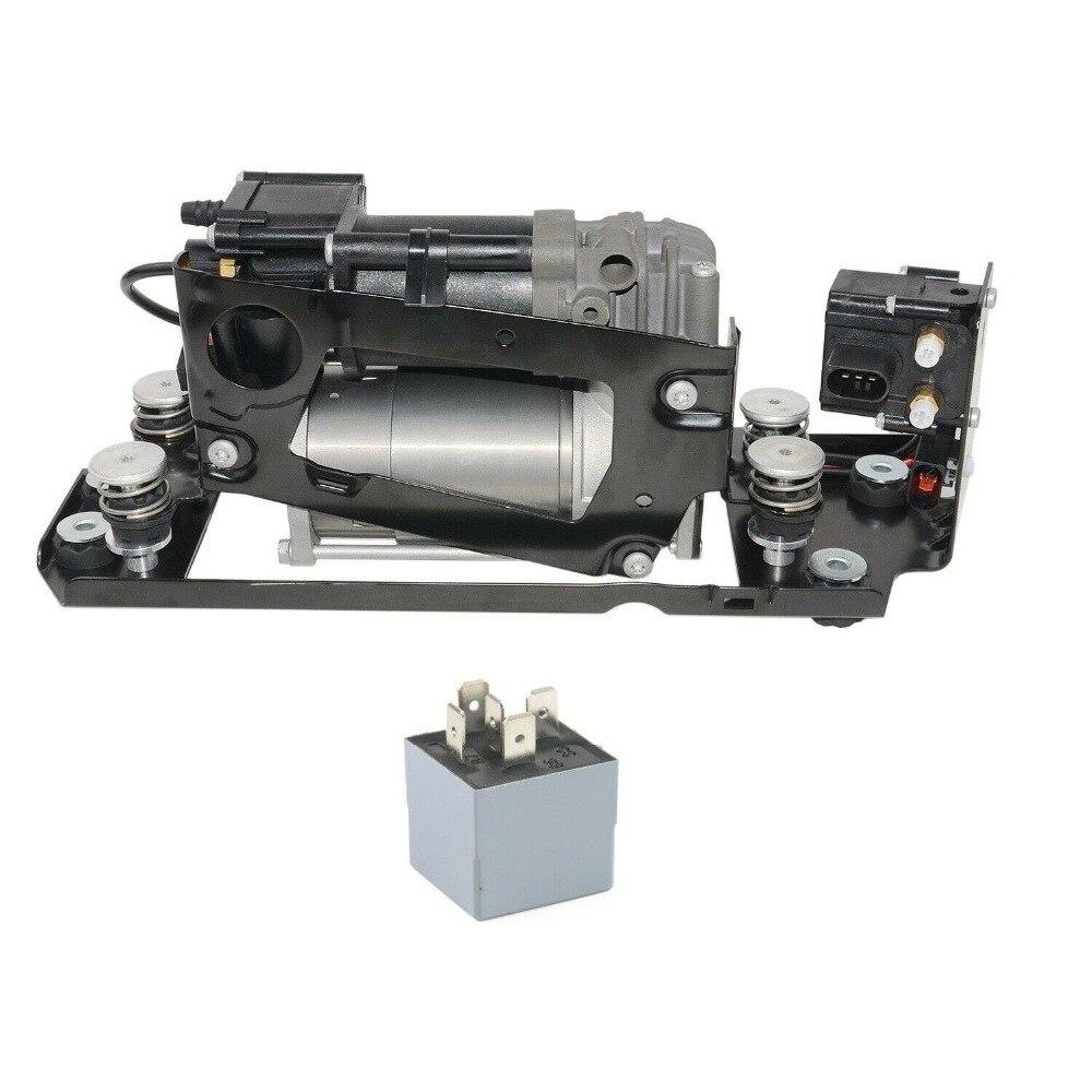 Suspension Compressor Pump BMW 5 E61 TOURING Estate Pair Rear Air Spring Bags