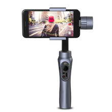 New Arrival Zhiyun Smooth Q Handheld 3-Axis Gimbal Stabilizer for Smartphone for Gopro 3 4 5and Zhiyun ZW-B01 Remote