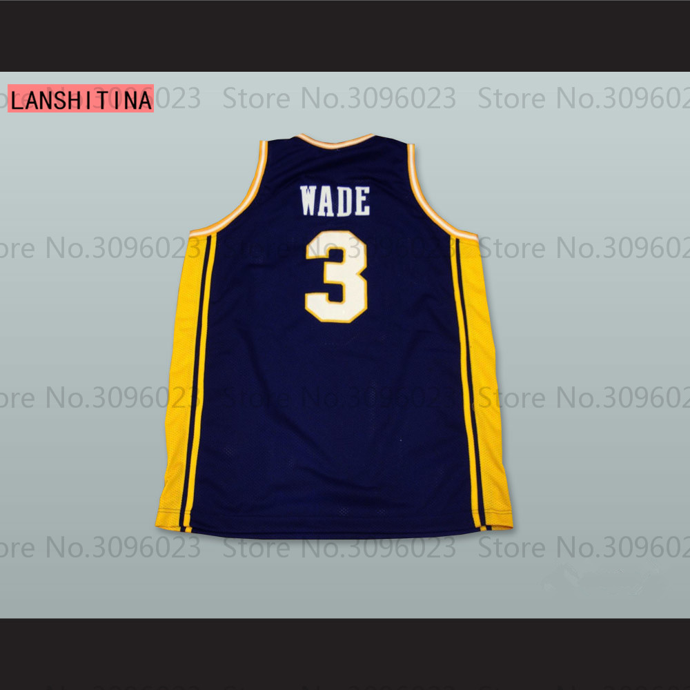 1100130e36a ... Basketball Jersey - Navy Blue