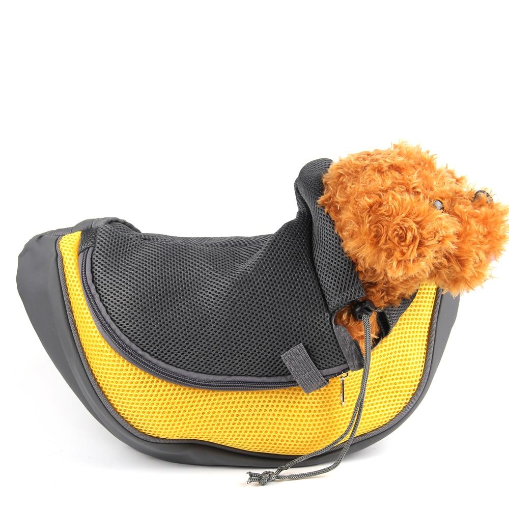 Dog Bag Pet Carrier 5 Colors Pet Shoulder Bag Portable Travel Bag Cat Carrier Dog Carrier Bags for Small Dogs S M dropshipping