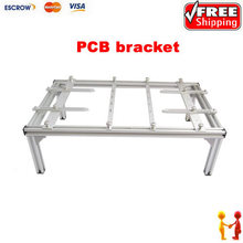 Freeshipping, PCB bracket used to fix PCB or motherboard, PCB clamps