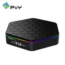 TV Box S912 Octa-core cortex-A53 17.0 T95Z PLUS Android 6.0 2G 16G 2.4G +5G Dual Wifi Bluetooth Gigabit Media Player Set Top Box