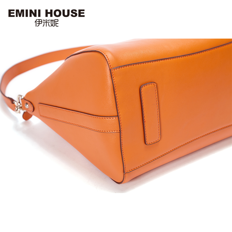 EMINI HOUSE Tote τσάντα Split δέρμα τσάντες - Τσάντες - Φωτογραφία 5