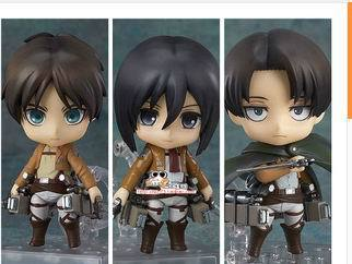 free shipping Anime hand do wholesale Q version of clay to advance the giant 390 365 3 375 Allen dai li long the unhappy giant level 3