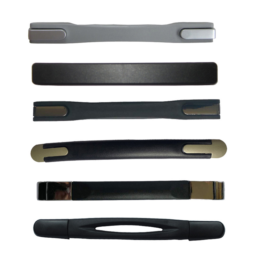 Travel Suitcase Luggage Handle Strap Carrying Handle Grip Replacement 7 Types DIY Gold Silver Handle Bags Accessories
