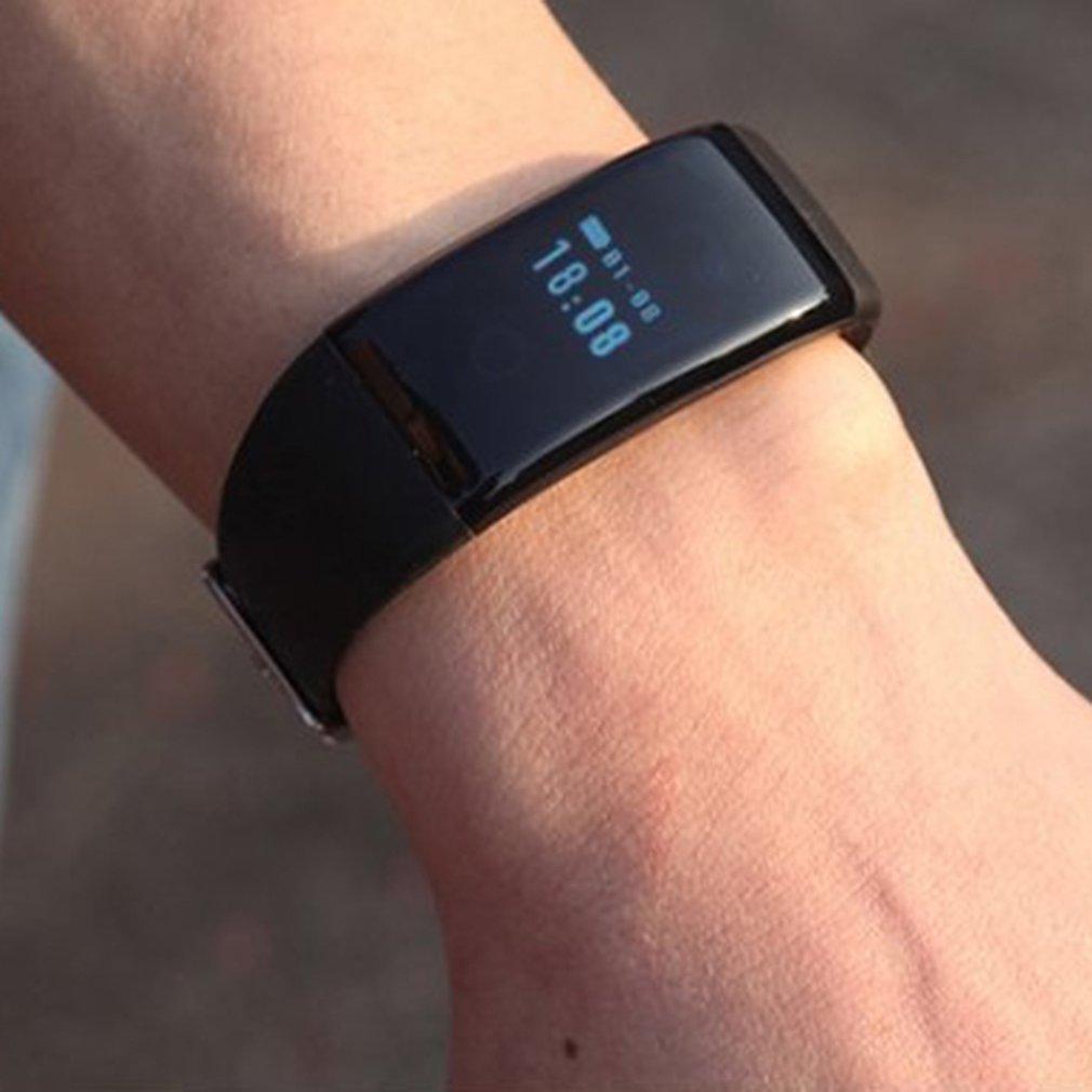 D21 Heart Rate Smart Bracelet Call Information Reminder Pedometer Sleep Monitoring Waterproof Smart Watch Clock Women Men Watch