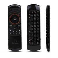 Véritable Rii i25 arabe 2.4G Mini clavier sans fil avec Air mouche souris d'ordinateur portable tablette PC HTPC IPTV Smart Android Google TV Box