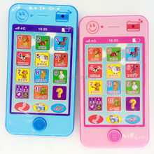 russian language music mobile phone educational toys,Kids Electronic Mobile Phone with Sound Smart baby early learning Toy