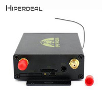 HIPERDEALID GPS Tracker RFID TK105B Vehicle Car Tracking System Remote Control High Quality For Pet Bag
