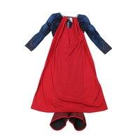 роскошный детский костюм человек из стали супермен костюм супергероя для мальчиков нарядное платье на хэллоуин костюм отлично для шутки или хохмы