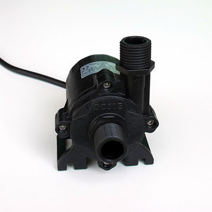 Image 4 - High pressure pump, 1560LPH 15M High Lift, 5 24V DC Submersible Small Water Pump,  brushless DC motor Driven, for Hot Water
