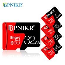 Карта памяти micro sd, реальная емкость, 32 ГБ/64 Гб/128 ГБ, класс 10, карта памяти micro sd, 16 ГБ/8 ГБ, мини sd карта с бесплатным адаптером