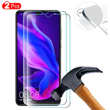 XINDIMAN 2pcs not full Tempered Glass For Samsung Galaxy M10 M20 M30 film 9H 2.5D glass A10 A20 A30 A40 A50 A60 A70 A80 A90