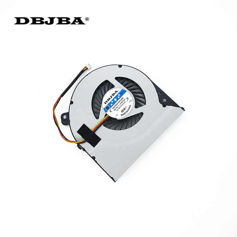 Nuevo ventilador de la CPU del ordenador portátil para ASUS K550D X750DP K550DP K550 KSB0705HA ventilador