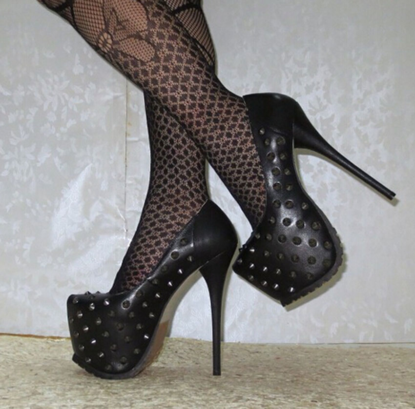 Popular Studded Platform Heels-Buy Cheap Studded Platform Heels