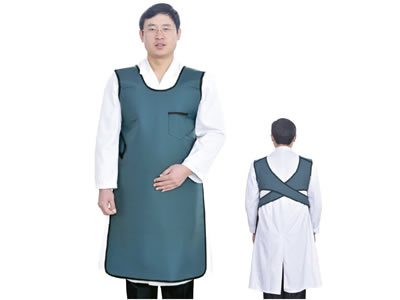Made in China 0.35mmpb Lead rubber apron X ray protective skirt apron ,Hospital, clinic X-ray, Y-ray shielding apparel medical radiation lead aprons lead aprons x ray protective dental x ray ct oral cavity protection