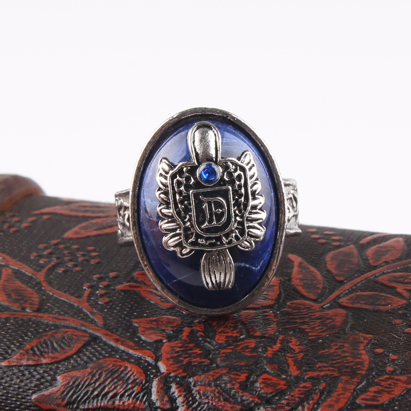 AE-CANFLY The Vampire Diaries Vintage Ring Damon Salvatore - Modeschmuck - Foto 2