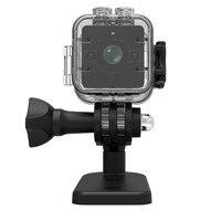 새로운 도착 SQ12 HD 1080 마력 미니 카메라 나이트 비전 미니 캠코더 스포츠 야외 DV 음성 비디오 레코더 액션 방수 카메