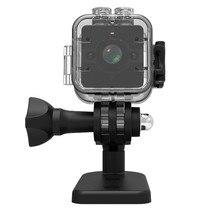 Новое поступление sq12 HD 1080 P мини Камера Ночное видение мини видеокамеры Спорт Открытый DV голос, видео Регистраторы действие Водонепроницаемый Камера