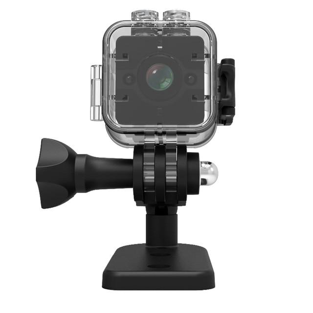 Nova Chegada SQ12 HD 1080 P Mini Câmera de Visão Noturna Filmadora Mini Ação Esporte Ao Ar Livre DV Video Recorder Voz À Prova D' Água câmera