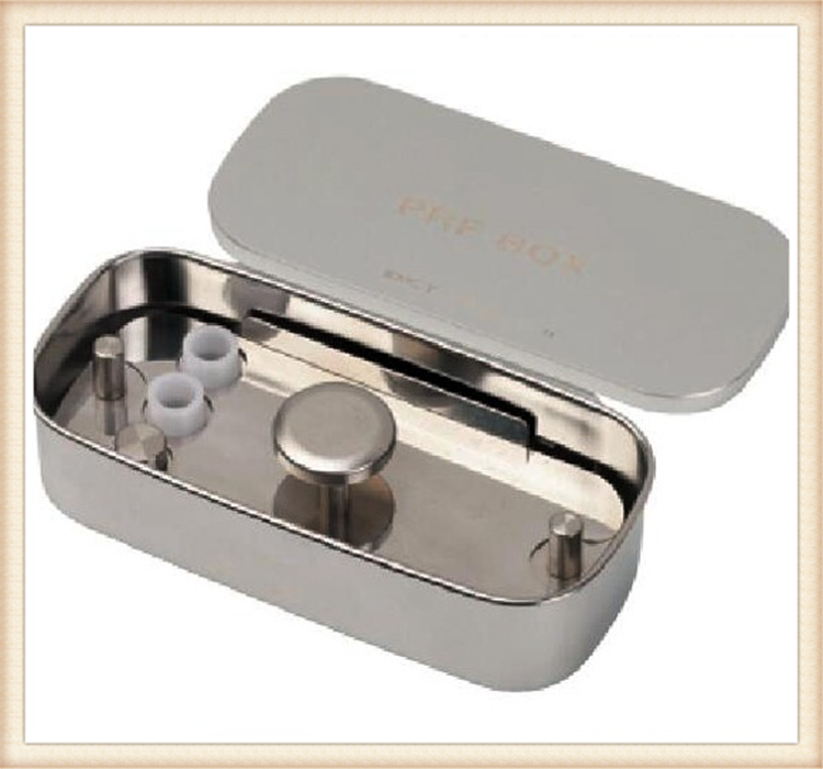Korea Plate-Rich-Fibrin Box/PRF Case/Dental Implant PRF BOX/Dental Implant Instrument MCT Plate Rich Fibrin box кпб иллюзия р евро
