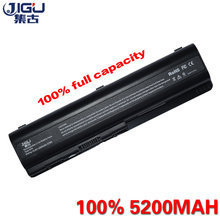 JIGU 5200MAH 484170-001 511883-001 HSTNN-IB72 LB72 LB73 C51C W51C XB72 Laptop Battery For HP Pavilion DV4 DV5 DV6 G60 G70