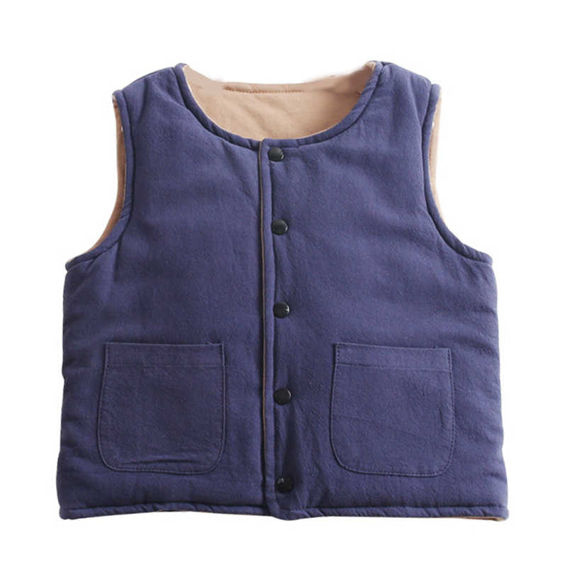 8f3a7505302c Detail Feedback Questions about Children Winter Waistcoat Boys Vest ...