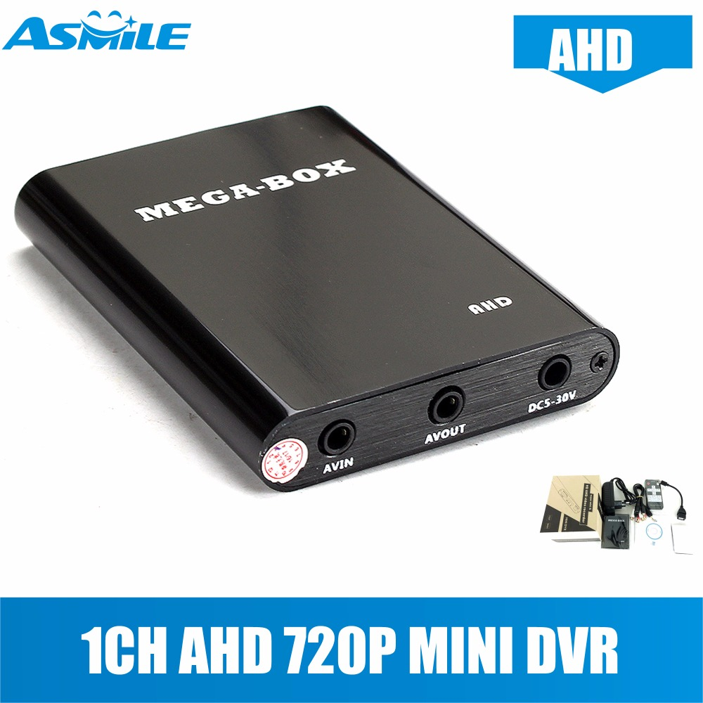 1CH 720P MINI AHD DVR PCB Board 30fps Security from asmile