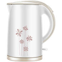 DMWD 1 7L Large Capacity Electric Kettle Fast Boiling Water Heater Electric Water Boiler Stainless Steel