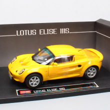 Children 1/18 large Scale Sunstar 1999 Lotus Elise 111S roadster Sports Diecasts & Toy Vehicles model cars toy thumbnails gifts