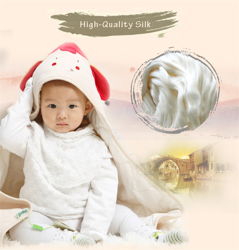 Baby Wrapped Blanket Warm Care (7)