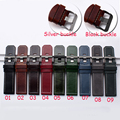 Hight Quality  26mm 9 Colours Leather Strap Replacement Watch Band Strap 2pc Screwdriver Tools For Garmin Fenix 3 Smart Watch