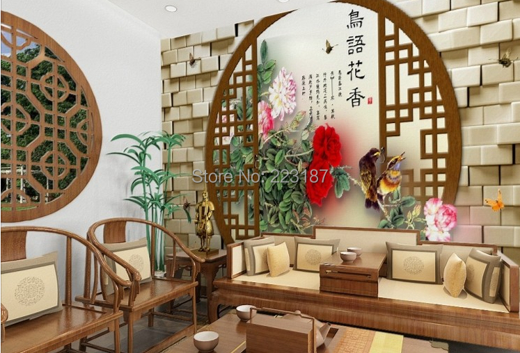 797art Large murals3D can be custom-made furniture decorative wallpaper high-end fashion wall stickers home decor Chinese style 1897art large murals3d can be custom made furniture decorative wallpaper house ornamentation decor wall stickers chinese style