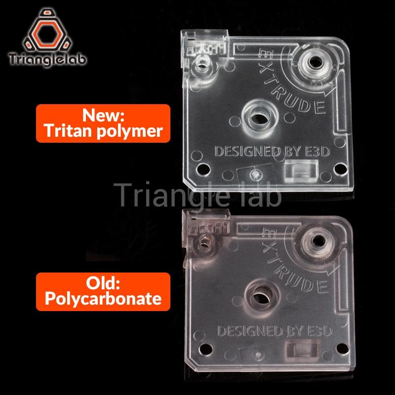 Trianglelab 3d Printer Part Titan Extruder Cover  For Titan EXTRUDER  3D Printer Accessory New Upgrade Tritan Polymer