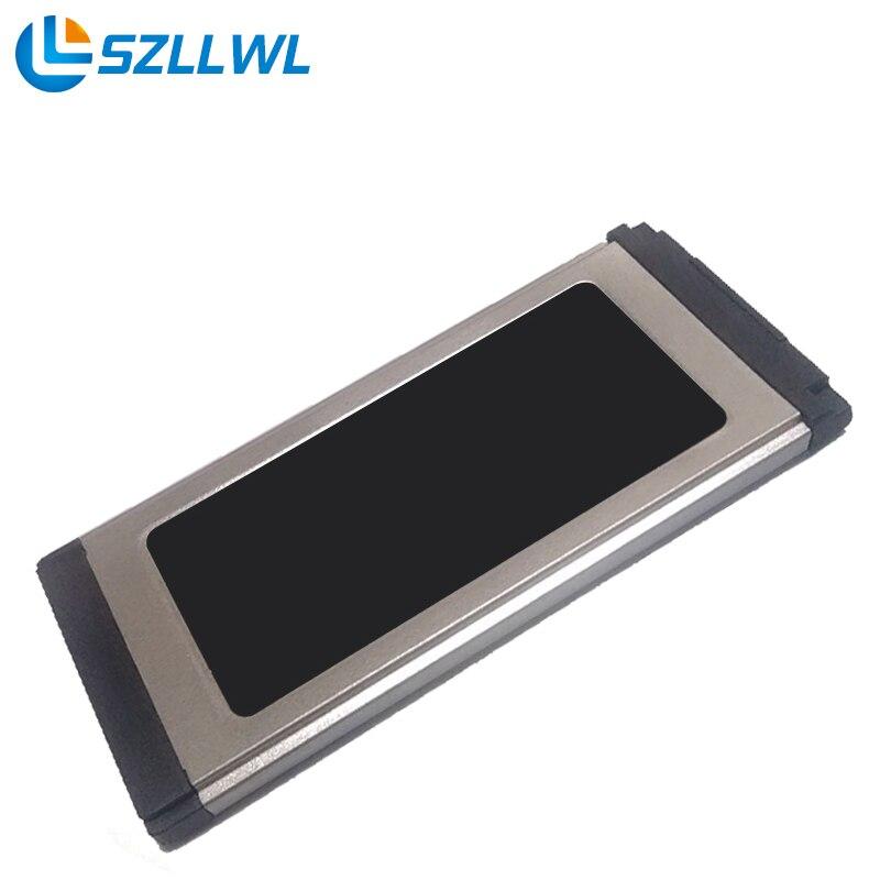 Сопоставимые оригинальный SD к ПАМЯТИ SXS Multi Card Экспресс адаптер для sony EX1R/ex280 Express Card sxs карты Адаптеры для сим-карт