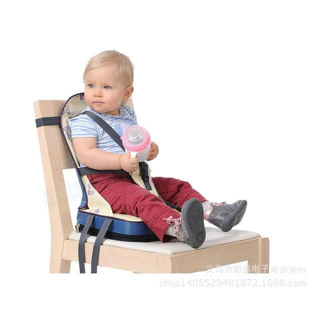 Высокое Качество 2017 Моды Детские Сиденья Портативный Детский Стульчик Для Кормления Стульчик Для Ребенка Складной Детское Сиденье Безопасности 3 Цвета