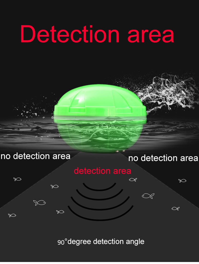eco sonar sonar sensor profundidade fishfinder para